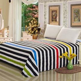 High Quality Zebra Stripes Pattern Cotton Stripe Sheet