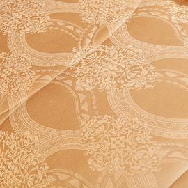 Jacquard Tribute Silk Polyster Fiber Filled Quilt