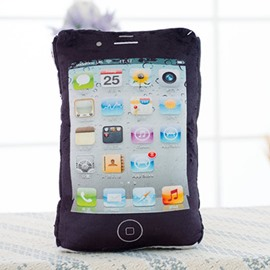 Creative IPhone Style Plush Throw Pillow