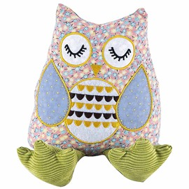 New Style Creative Vivid Owl Shape Throw Pillow