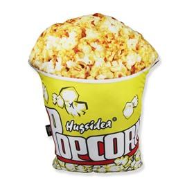 Modern Style Sweet Popcorn Design Throw Pillow