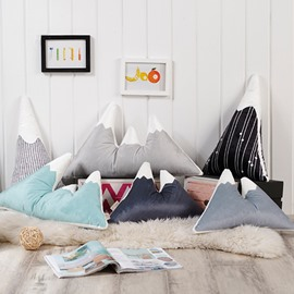 Ice Mountain Shape Warm or Cold Adorable Pillow