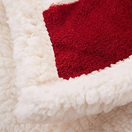 American Flag Stars-and-Stripes Pattern Super Soft Flannel Bed Blanket