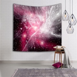3D Colorful Clouds Galaxy Prints Hanging Wall Tapestries