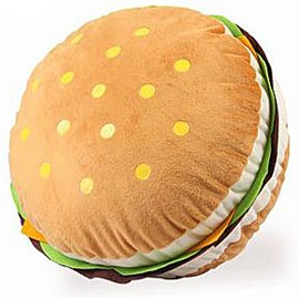 Creative Delicious Hamburger Pillow