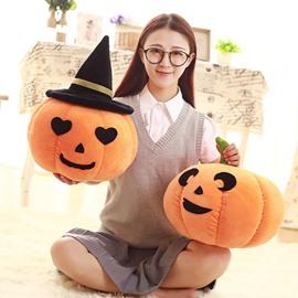 Pumpkin Cotton Halloween Decoration Funny Pillow
