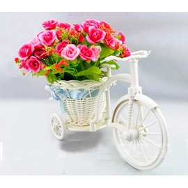 Highly Realistic Decorative Roses in Float Aritifical Flowers