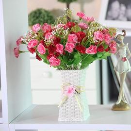 Sweet Table Decoration Lilacs in Vase Flower Sets
