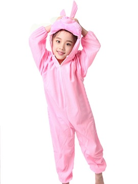 Hot Selling Fabulous Lovely Pink Rabbit Design Costume