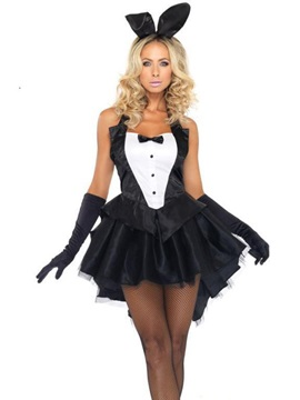 Hot Selling Fancy and Sexy Rabbitgirl Design Costume