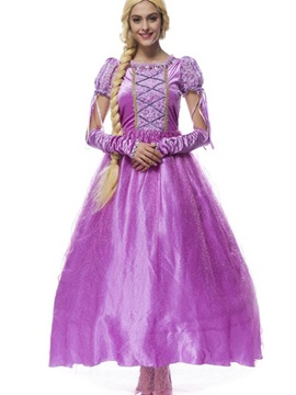 Lovely Pink Color Beautiful Fairy Style Cosplay Costumes