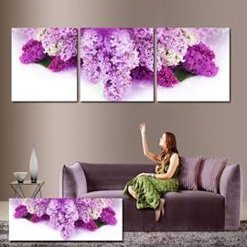 New Arrival Delicate & Fragrant Flowers Cross Film Wall Art Prints