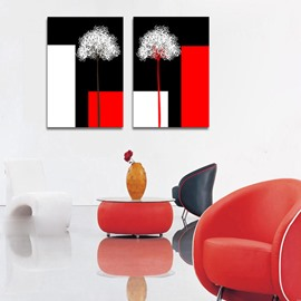 New Arrival Trees In Front Of The Door Cross Film Wall Art Prints
