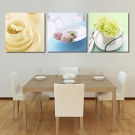 New Arrival Sweet Flowers In The Dish Film Wall Art Prints