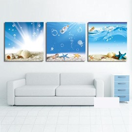 New Arrival Starfish Under The Sea Film Wall Art Prints