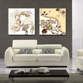New Arrival Oil Painting With Fashion Style Film Wall Art Prints