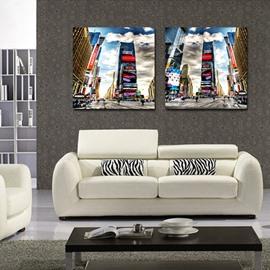 New Arrival Modern City Film Wall Art Prints