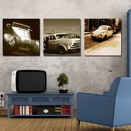 New Arrival Luxuriant Cars Film Wall Art Prints