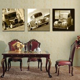 New Arrival Retro Classic Cars Film Wall Art Prints