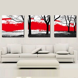 New Arrival Bare Trees in Winter Canvas Wall Prints