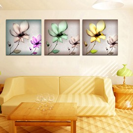 Quality Elegant Flowers Film Art Wall Prints