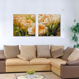 Fancy Pretty Flowers Film Art Wall Prints