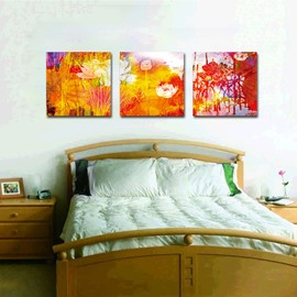 Fancy Oil Painting Style Film Art Wall Prints