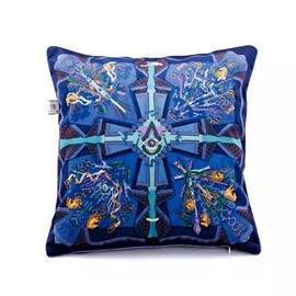 New Arrival Original Violet Throw Pillow