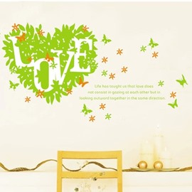 New Arrival Declaration of Love Wall Stickers