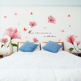 Top Selling Wonderful Magnolia Wall Stickers