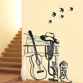 Creative Travel Wall Stickers For Room Decoration