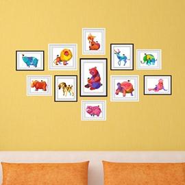 Hot Sale Amazing Cute Animal Pattern Wall Art Prints
