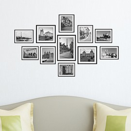Hot Sale Europe Scenery Pattern Wall Art Prints