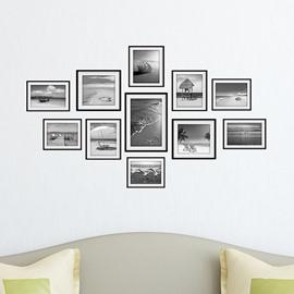 Hot Sale Countryside Style Sea Scenery Pattern Wall Art Prints