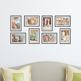 New Arrival Wonderful Cute Animal Wall Art Prints