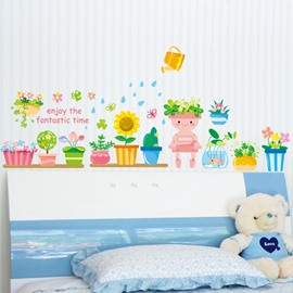 New Arrival Enjoy Time Wall Stickers for Home Decoration