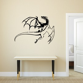 Dragon Pattern Waterproof PVC Removable Home Decor Wall Sticker