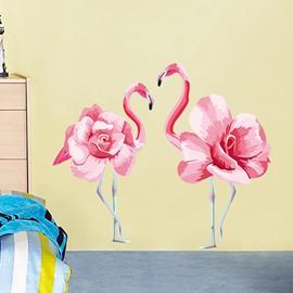 Flamingo Creative Wall Stickers Wall Decorations
