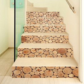 Cobbles 3D DIY Wall Mural Decorative Removable Self Adhesive Decor Art Decal Furniture Refurbished