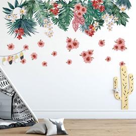 Environmental and Waterproof Door Decals for Home Decorations PVC 3D Door Mural Plane Wall Sticker
