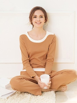 New Style Concice 100% Cotton Pajamas Set