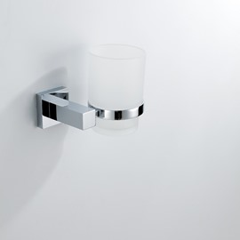 New Arrival Bathroom Accessories Solid Brass Tumbler Holder
