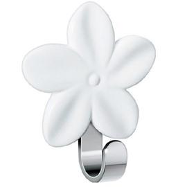New Arrival Pretty White Floral Design Bathroom Hook