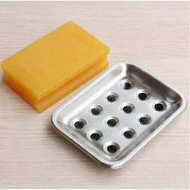 New Arrival Fashion Concise Hole Leaking Design Soap Box