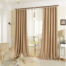 Elegant High Quality Double Pinch Pleat Curtain