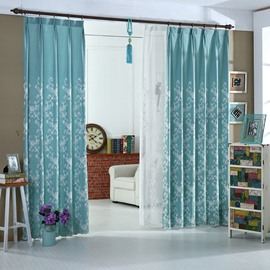 Contemporary High Quality Double Pinch Pleat Curtain
