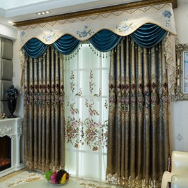 Beddinginn Curtain Blackout European Curtains/Window Screens