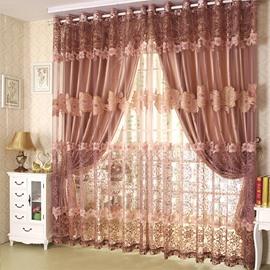 recommend sheer curtain online shopping for summer:beddinginn