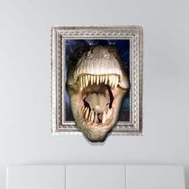 New Arrival Amazing 3D Dinosaurs Wall Sticker