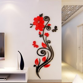 Popular best selling items on 3d wall stickers 3d wall for Decoration murale cuivre